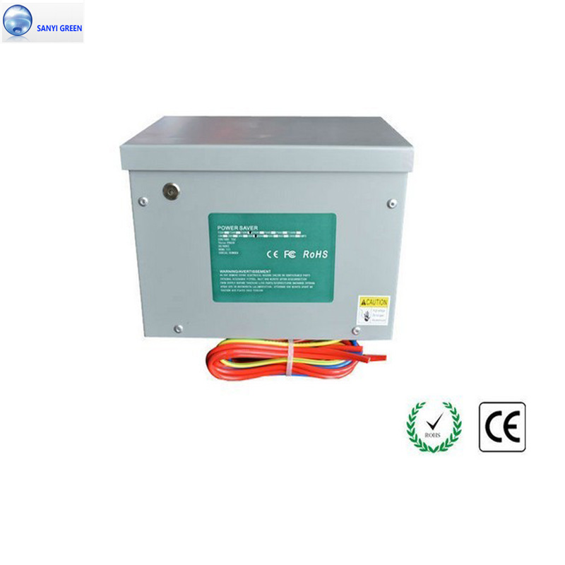 Power Saver 3 Phase 200KW Industrial Powerful Electricity Saving Box Indoor/Outdoor Device Energy Saving Equipment(China (Mainland))