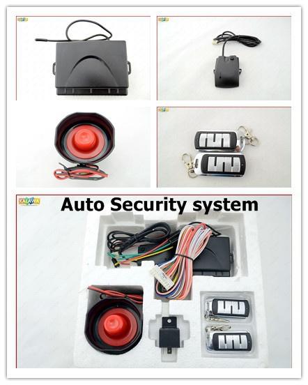 Охранные системы и безопасность из Китая