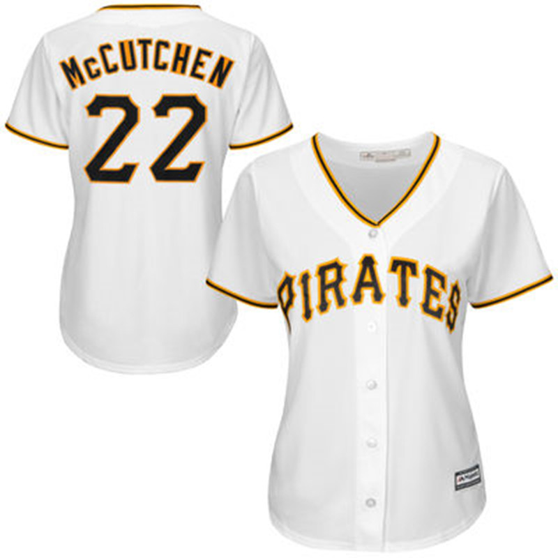 hot 2016 Womens #22 Andrew McCutchen Gianting Home Alternate Flexbase Stitched White black Throwback baseball Jerseys(China (Mainland))