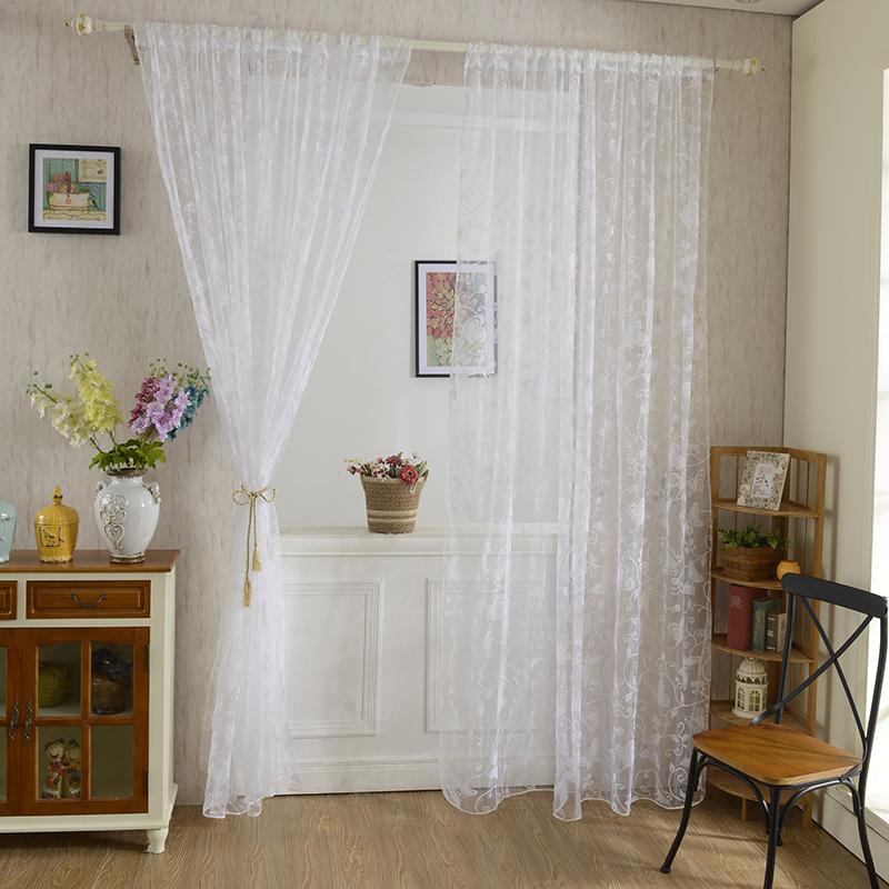 Rideaux rideaux promotion achetez des rideaux rideaux for Rideaux porte fenetre salon