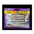 Fishing Soft Lure Bait Super Natural Attractant Artificial Black Fish Catch 7cm 10cm 5 Pcs Bag