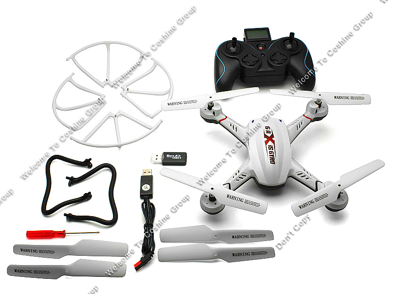 Free Shipping! JJRC H12C DFD F181 Quadcopter Drones HD 2.0MP Cam One Key Auto Return