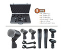 Hot selling Drum Mic set professional condenser microphone Set recording microphone