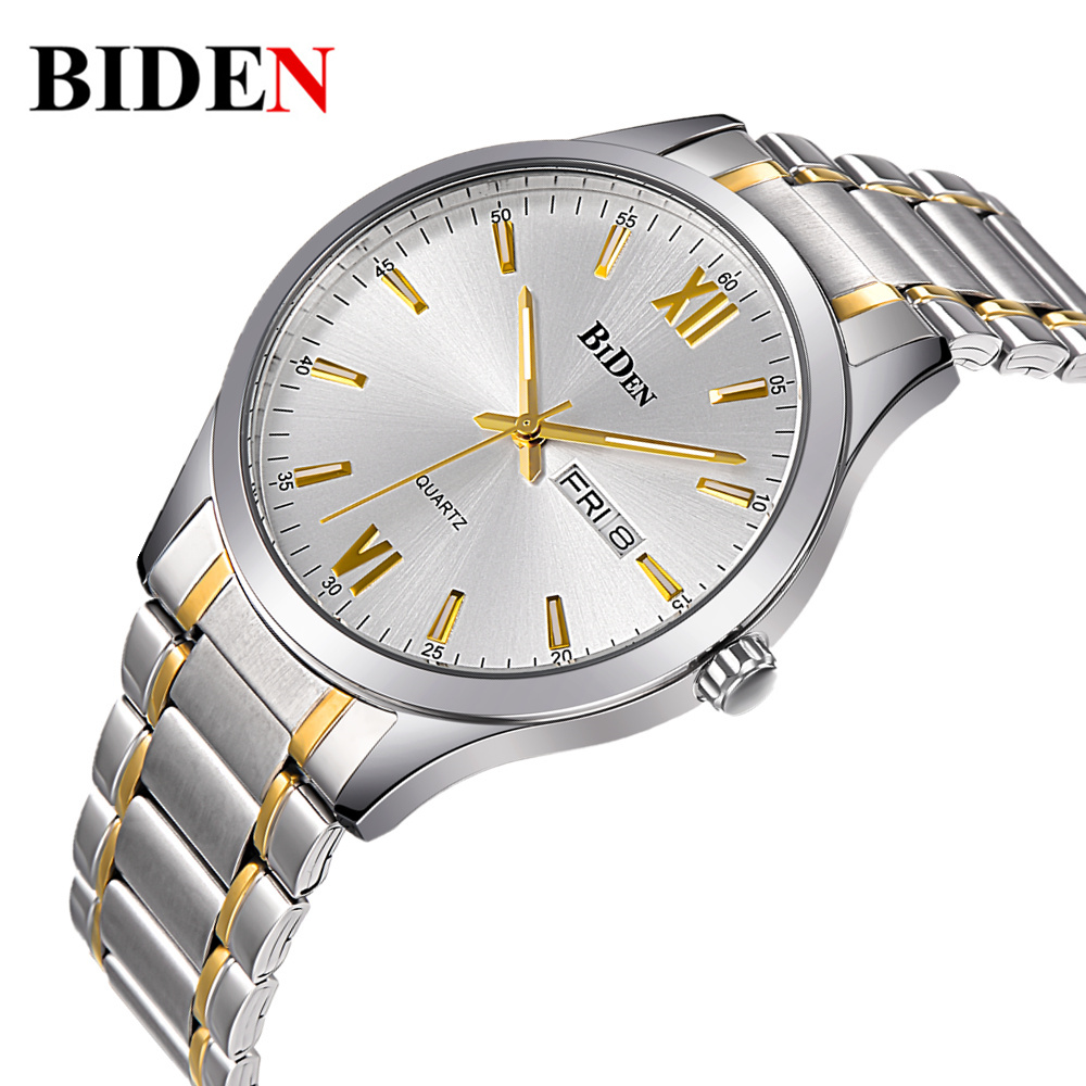 2016 Watches men luxury brand Watch BIDEN 1001 quartz Digital men wristwatches dive 30m Casual Fashion watch relogio masculino(China (Mainland))