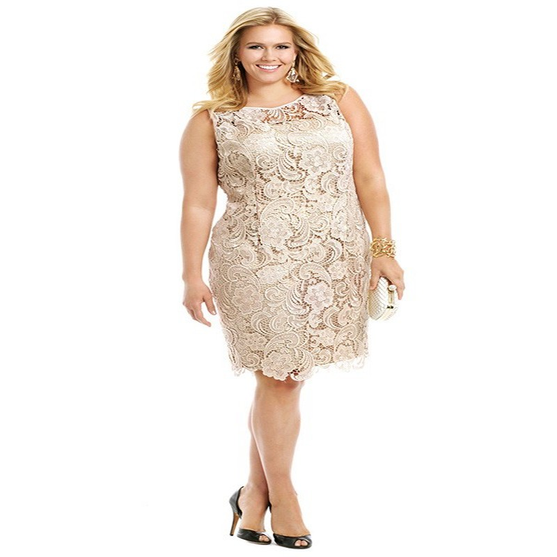 Mother Of The Bride Dresses For The Larger Woman
