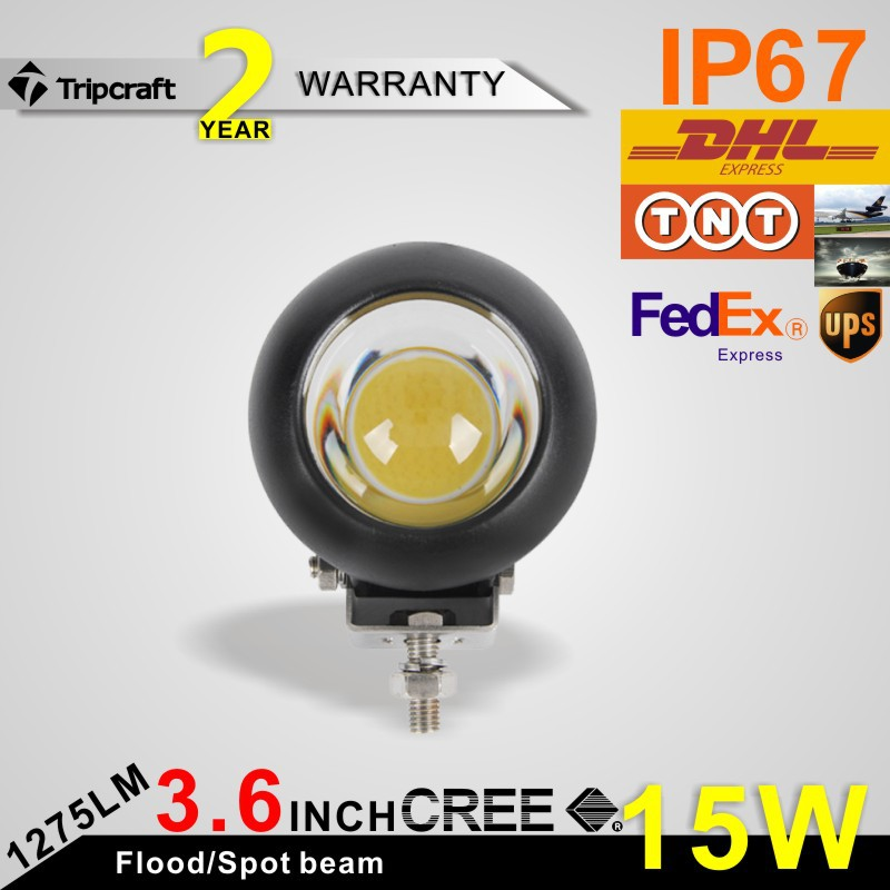 Фотография Mini excavator prices Led car Light 15W LED  WORKING LIGHT snake Led magnetic Led Working Light