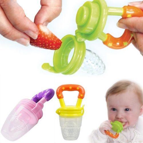 1 PC NEW Nipple Fresh Food Milk Nibbler mamadeira Feeder Feeding Tool Bell Safe Baby Bottles 3 Size(China (Mainland))