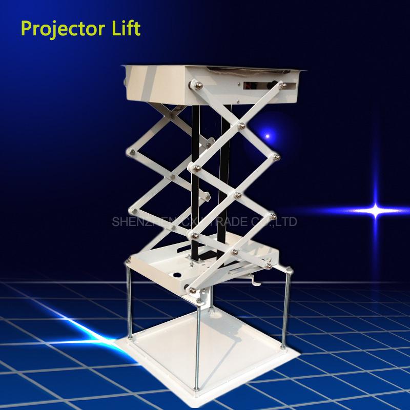 Online buy wholesale projector motorized lift from china for Motorized ceiling projector mount