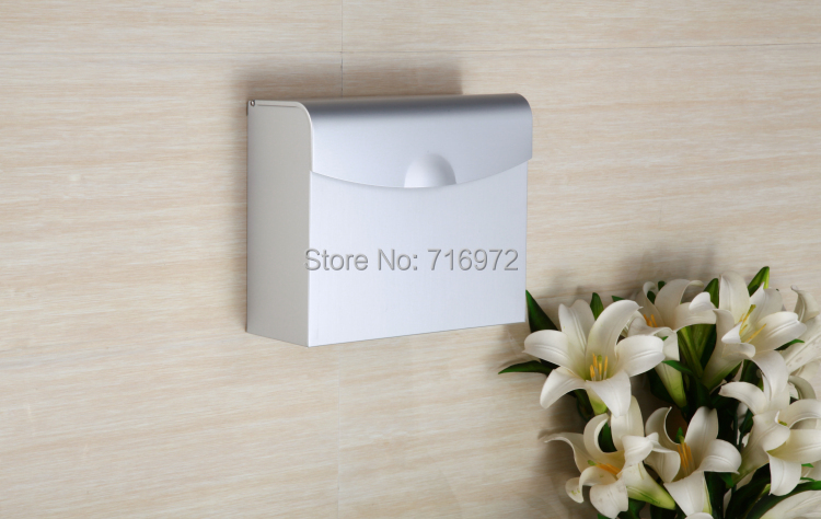 Free Shipping Wall Mounted Big Size Toilet Paper Holder Hotel Household P