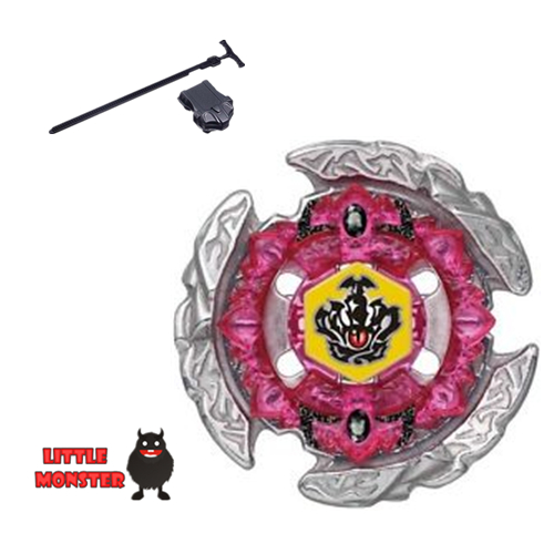 1pcs Beyblade Metal Fusion 4D set BB116C Hell Crown 130FB kids game toys children Christmas gift with Launcher(China (Mainland))