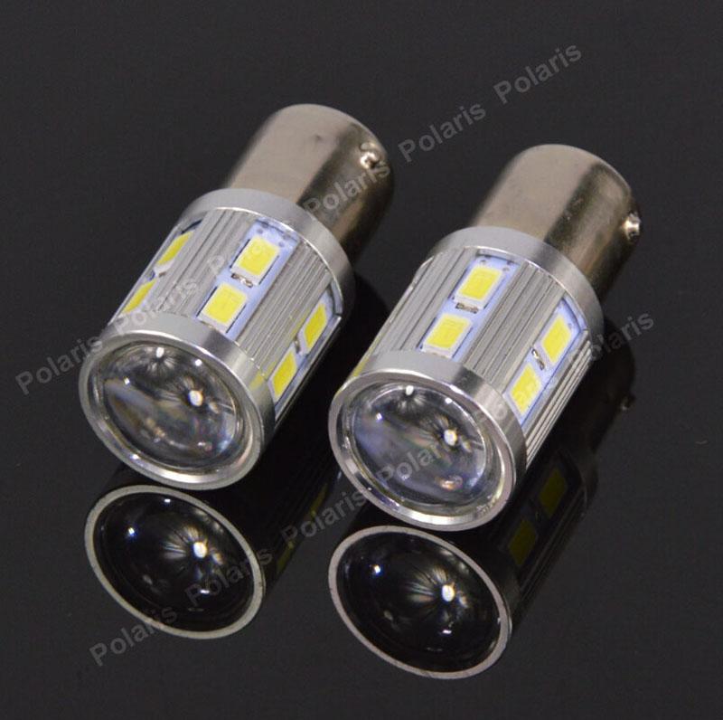 1Pcs High Quality P21W 1156 BA15S 12 SMD 5730 CREE Super Brightness Brake Parking Reverse Lights Fog Lamps Turn Signal Bulb 12V(China (Mainland))