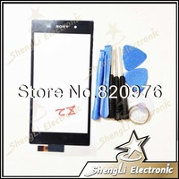 100% Original Touch screen Touchscreen Digitizer Glass Replacement For Sony Xperia Z2 L50w 3G Version + Open Tools