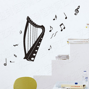 musica de la pared: