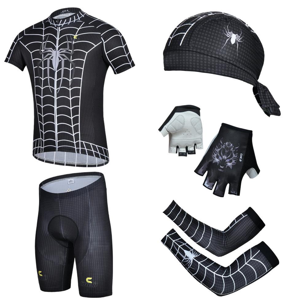 Bike Sport Clothing Bicycle Jersey Cycling jersey wear Short sleeve jersey+Shorts Sets - TWWSHOP store