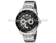 Nuevo 2014 CURREN 8150 deportes relojes de pulsera de acero completo relojes de cuarzo fecha hombres reloj militar analógica