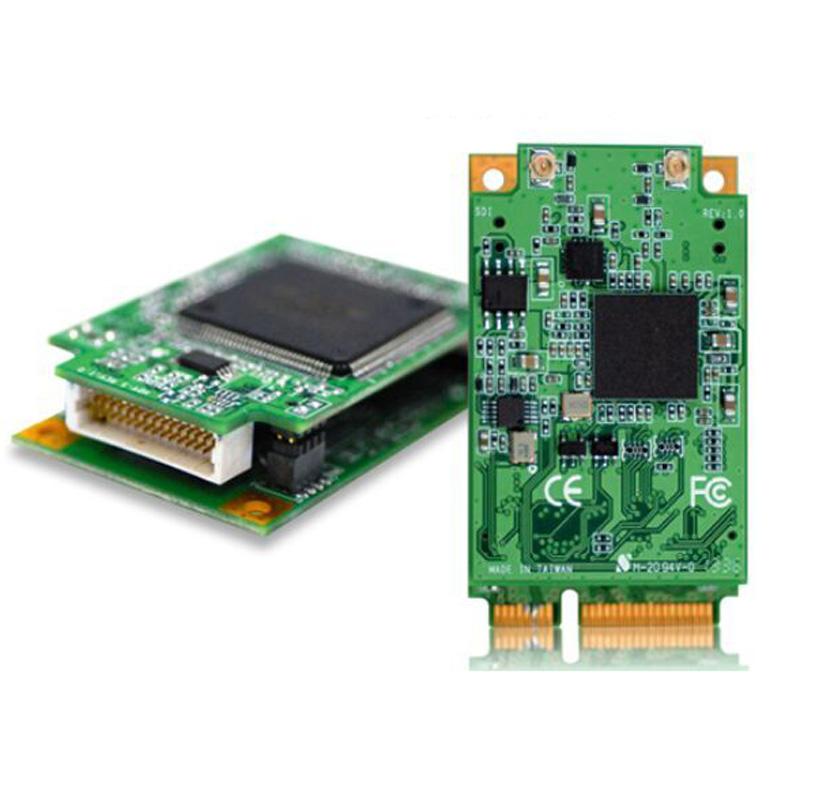 Mini PCI Express HD Video Capture Card 1080p - HD SDI 3G SDI 1080p60(China (Mainland))