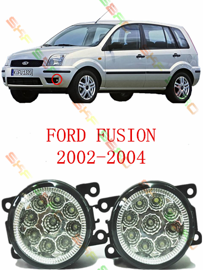 For FUSION  2002/03/04 car styling led lamp  Refit  modified   12V  2 PCS<br><br>Aliexpress