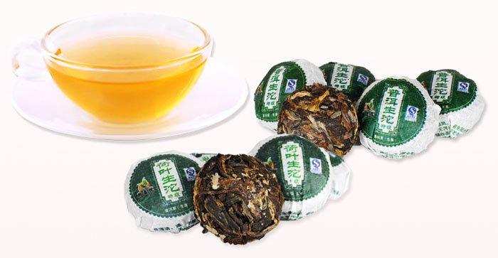 On Sale  50 Kinds Flavor Pu er Pu erh tea Mini Yunnan Puer tea Chinese