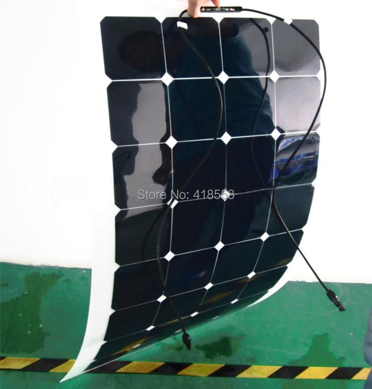 гибкие солнечные для лодки