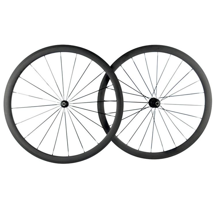 2015 Full Carbon Wheelset 38/50/60/88mm Clincher Wheel 700C Road Bike Wheel in Stock<br><br>Aliexpress