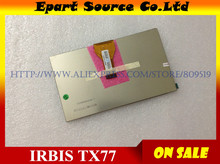 New LCD Display Matrix 7″ inch IRBIS TX77 TX 77 3G TABLET 30pins Inner LCD Screen Panel Lens Module replacement Free Shipping