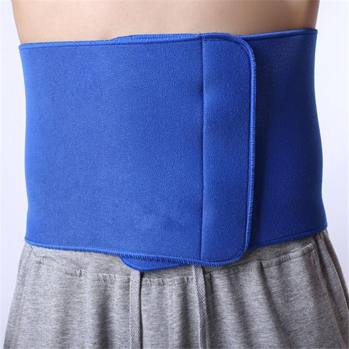20*95cm Thicken Back Waist Support Health Care Lumbar Warmer Brace Belt for Sport Basketball Braces&Supports LT020(China (Mainland))