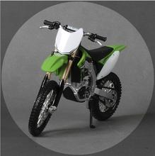 MAISTO 1:12 brand kids Mini Motorcycle KAWASAKI KX 450F Diecast model motor bike miniature metal models race toys collectibles(China (Mainland))