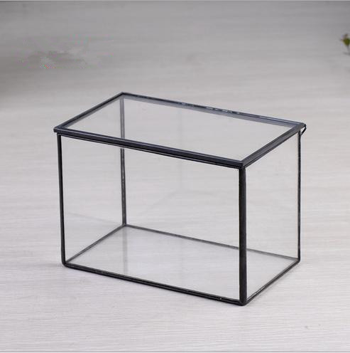 online buy wholesale glass boxes for crafts from china