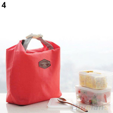 Thermal Cooler Insulated Waterproof Lunch Carry Storage Picnic Bag Pouch lunch bag 12VV