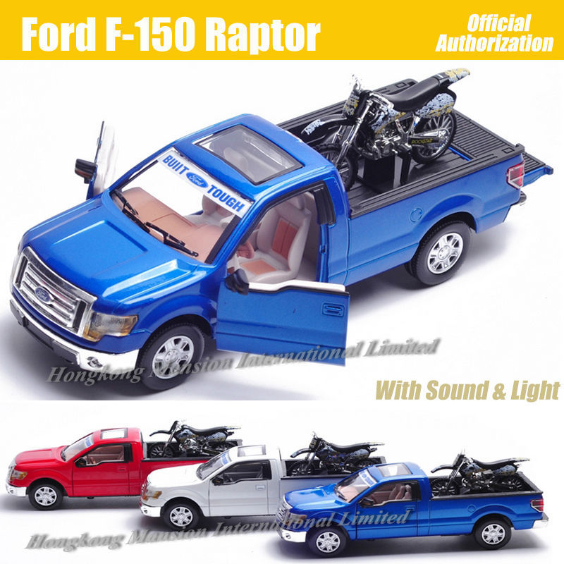 New 132 Car Model For Ford F-150 Raptor (1)