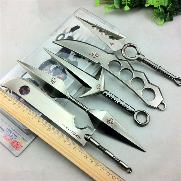 Free Shipping Anime Naruto Sasuke Asma weapon Accessories,Shuriken Model(China (Mainland))