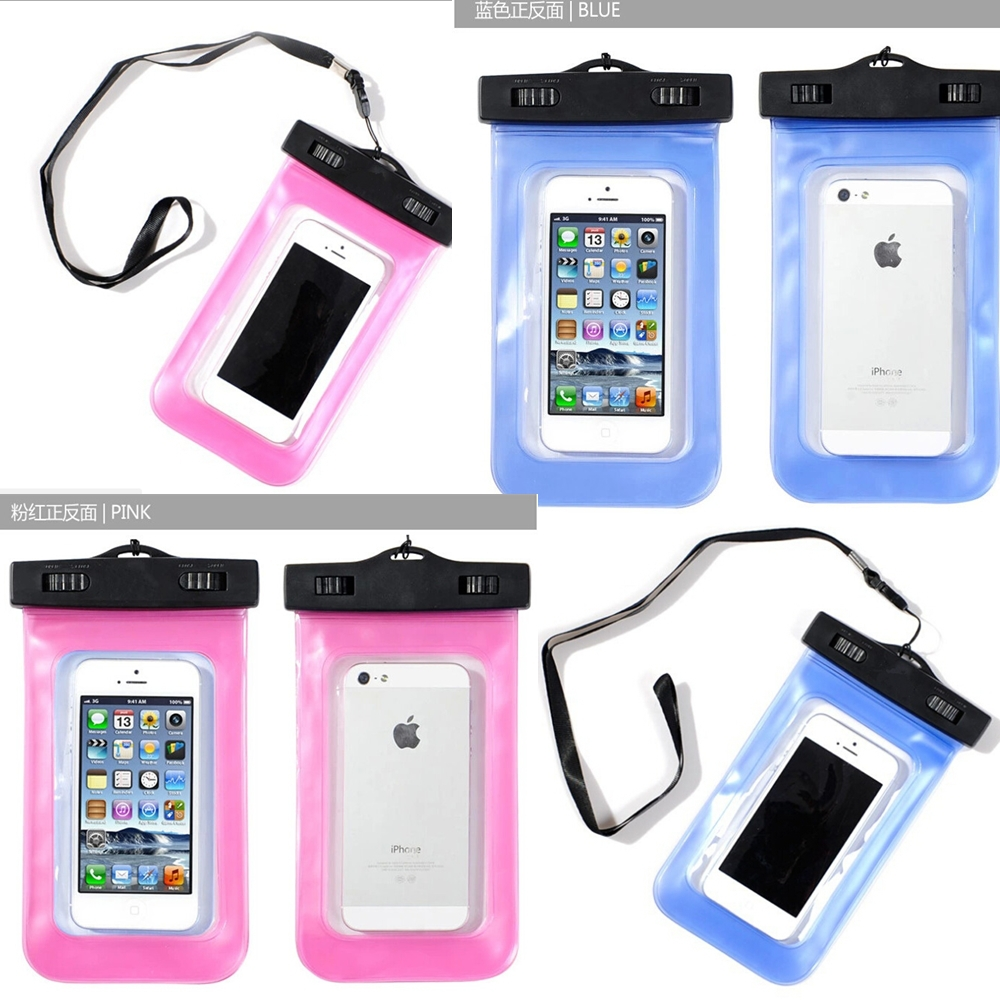 Waterproof Bag Case PVC Underwater Pouch Cellphone Dry Diving Cover For Samsung Galaxy S4 Mini S5 I9600 S3 Note 3 Note 2 N7100(China (Mainland))