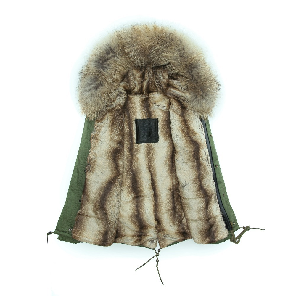 Compare Prices on Fur Lined Parka Green- Online Shopping/Buy Low ...
