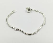 Fashion Silver Bracelet women Snake Bangle European Charm Beads bracelet Fits Pandora Bracelets Chain(China (Mainland))
