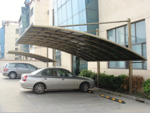 Car shade canopies garage carport with new design and low price(China (Mainland))