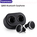 Hot Original Bluetooth earphone Wireless In ear Earbuds Double Track Headphone For iPhone 7 7 plus