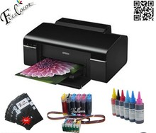 Top Selling for Epson A4 Sublimation Printer T50 for Tshirt / PVC / ID Card / CD Printing(China (Mainland))