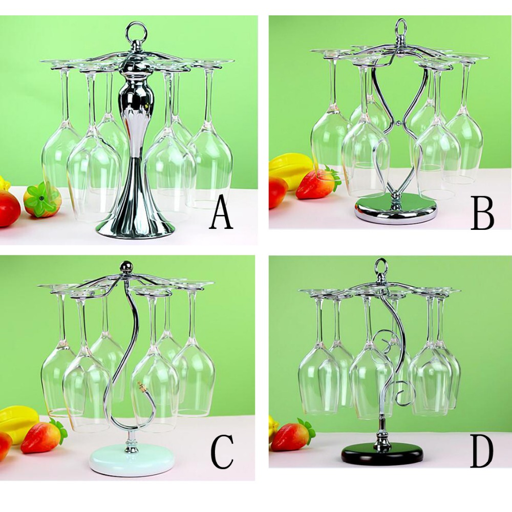 Online buy wholesale bar glass holder from china bar glass for Decorative wine glasses cheap