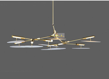 Lindsey Adelman Branching Chandelier Modern LED Chandelier Light Lighint Fixture (9 Head) +Free shipping!(China (Mainland))