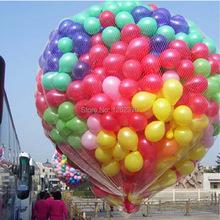 1.2 g Globos Globos fiesta de cumpleaños de climatización decoración linternas del cielo de látex 50 unids/lote