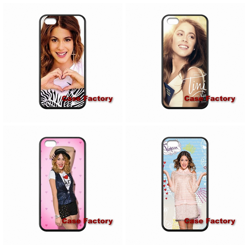 Martina Stoessel Violetta For Samsung S4 S5 S6 Active Win S Duos2 BlackBerry 8520 9700 9900 Z10 Q10 Mobile Pouch(China (Mainland))