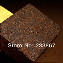 Yunnan Puerh Tea 1000g Old Ripe Puer Tea Super Package Super Old Tea Brick Free Shipping