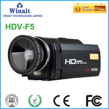 """Buy 2016 High professional video camera Full hd 1080p 3.0"""" TFT display 270 degree rotation HDMI support camcoder DV DVR for $98.99 in AliExpress store"""