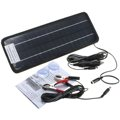 Portable High quality 12V 4 5W Monocrystalline Solar Panel Module System Car Automobile Boat Rechargeable Power