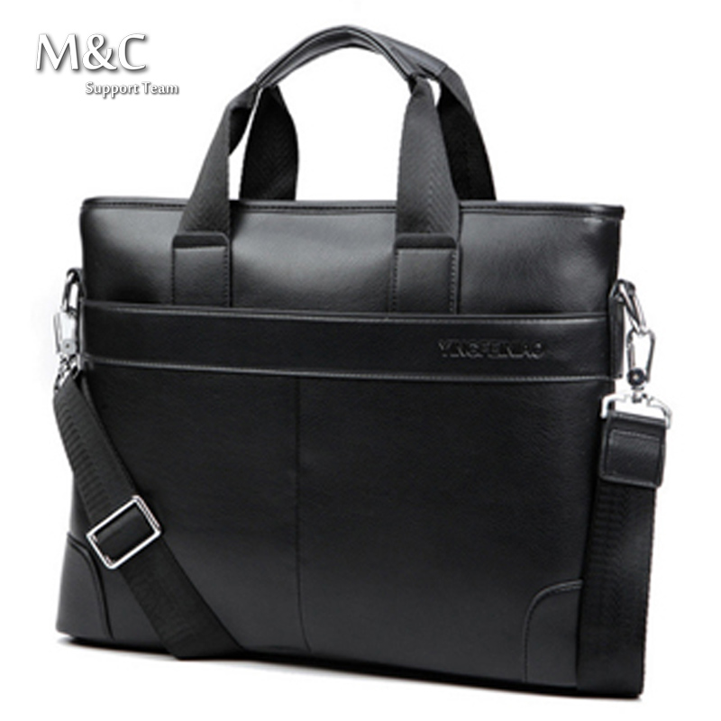 New Arrival 2016 Leather Bag Handbag Men's travel bags Luxury Brand Messenger Bags Men Briefcases Shoulder Bags OB-007(China (Mainland))