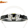 1200 Lumens 6 LED Headlight 3 Modes Water Resistant Outdoor Headlamp Head Light for Camping Hiking