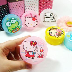 Popular cartoon kawaii mug cup telescopic folding cup creative cute Korean portable travel cup(China (Mainland))