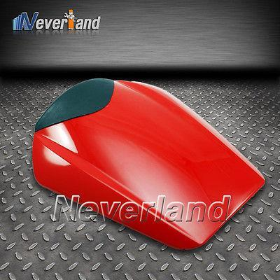 Hot sale Motorcycle Pillion Rear Seat Cover Cowl for Honda CBR1000RR CBR 1000 RR 2008-2013 2009 Red Free shipping C30(China (Mainland))