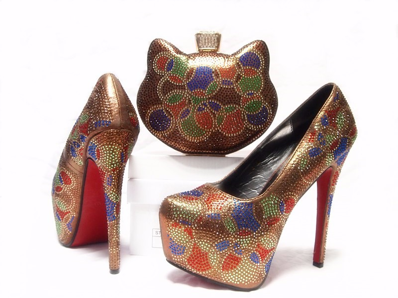 New Light  Purple Shoes and Bag To Match Italian Fashion  African Style Shoes and Bag Set Italy Shoes and Bag Set,  JA10-1