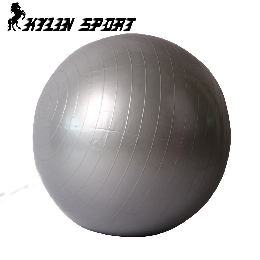 2015 new real ball 65cm yoga pilates fitball fitness gym health balance trainer pilates gym ball exercises at home(China (Mainland))
